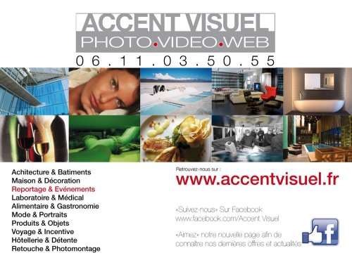 Photographe -  ACCENT VISUEL - photo 1