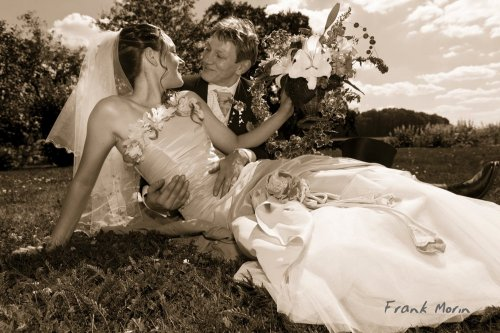 Photographe mariage - Frank Morin - photo 26