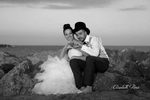 Photographe mariage - Elisabeth PENA  - photo 4