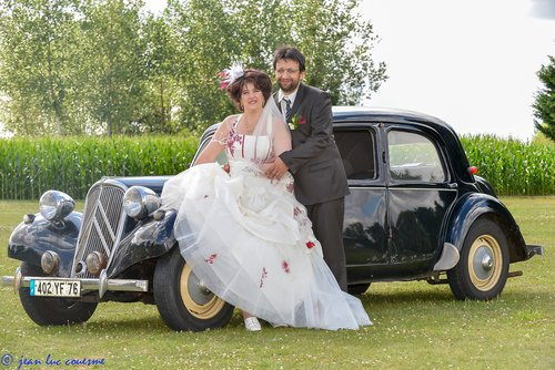 Photographe mariage - Jean-Luc COUESME - photo 12