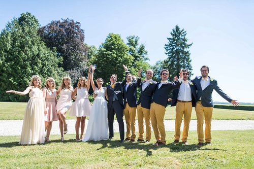 Photographe mariage - Henri Deroche - photo 9