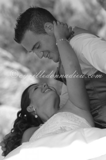 Photographe mariage - Cyrille Donnadieu - photo 11