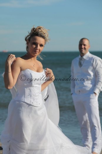 Photographe mariage - Cyrille Donnadieu - photo 34