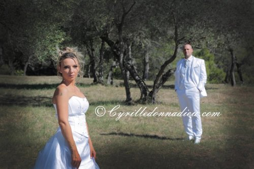 Photographe mariage - Cyrille Donnadieu - photo 1