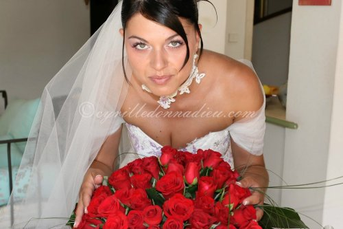 Photographe mariage - Cyrille Donnadieu - photo 5
