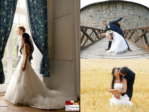 Photographe mariage - guillaumeraulet-photographe - photo 1