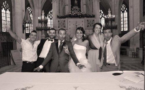 Photographe mariage - Merci pour votre confiance !  - photo 4