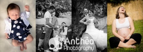 Photographe mariage - Anthéa Photography - photo 3