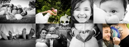 Photographe mariage - Anthéa Photography - photo 2