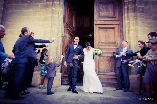 Photographe mariage - vincent Besson  - photo 15