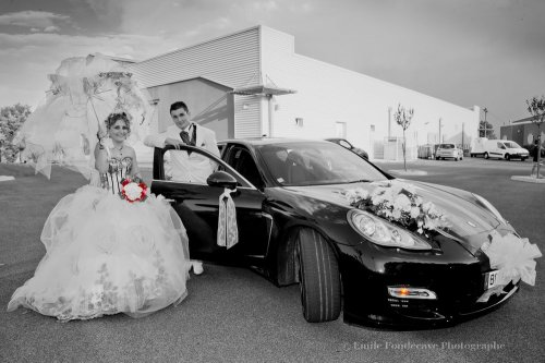 Photographe mariage - Emile Fondecave - photo 35