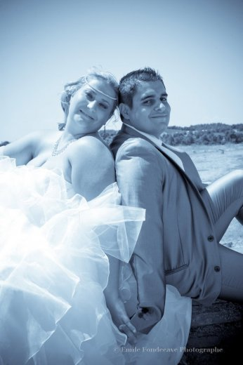 Photographe mariage - Emile Fondecave - photo 16