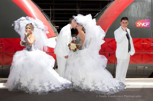 Photographe mariage - Emile Fondecave - photo 29