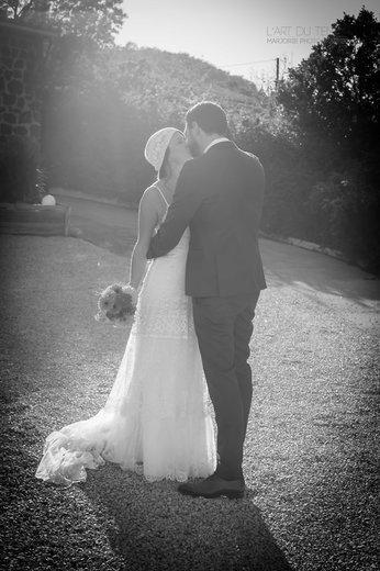 Photographe mariage - Art du temps-Marjorie Photographie - photo 1