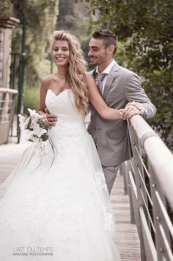 Photographe mariage - Art du temps-Marjorie Photographie - photo 25
