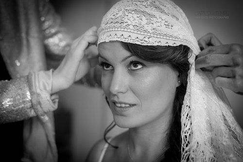 Photographe mariage - Art du temps-Marjorie Photographie - photo 10