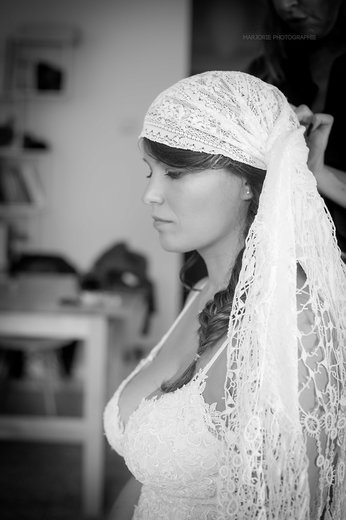 Photographe mariage - Art du temps-Marjorie Photographie - photo 9