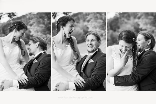 Photographe mariage - LaureBphotographie - photo 8