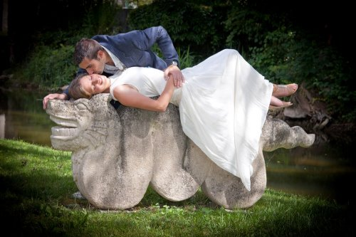 Photographe mariage - Jean-christophe PETIT - photo 2