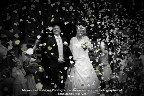 Photographe mariage - Alexandre Photographe - photo 9