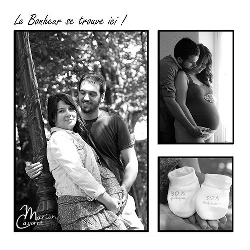 Photographe mariage - Marion Cavoret - photo 3