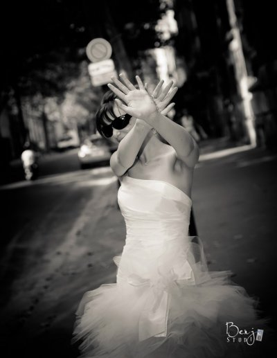 Photographe mariage - Benji Studio - photo 31