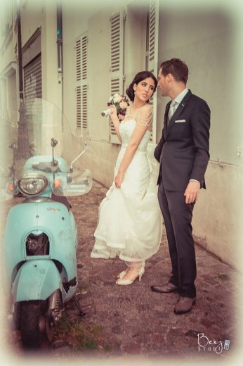 Photographe mariage - Benji Studio - photo 33