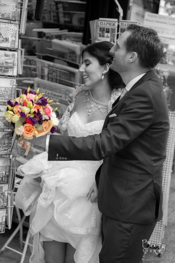 Photographe mariage - Benji Studio - photo 34