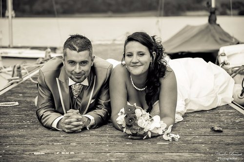 Photographe mariage - AURELIE BRUNET Photographe - photo 79