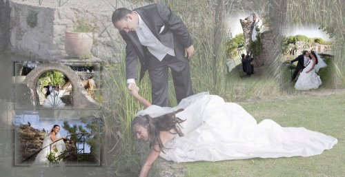 Photographe mariage - Art-Digital - photo 105