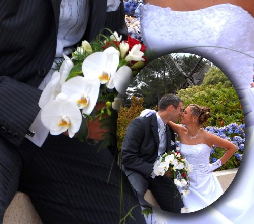 Photographe mariage - JPS CHERMAT PHOTO - BEGARD - photo 26