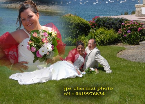 Photographe mariage - JPS CHERMAT PHOTO - BEGARD - photo 22