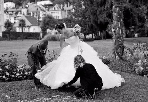 Photographe mariage - ERIC TRESCAZES - photo 69