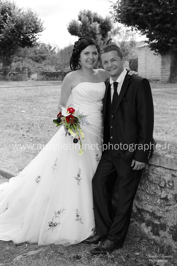 Photographe mariage - AURELIE BRUNET Photographe - photo 69