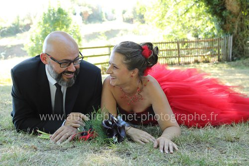 Photographe mariage - AURELIE BRUNET Photographe - photo 60