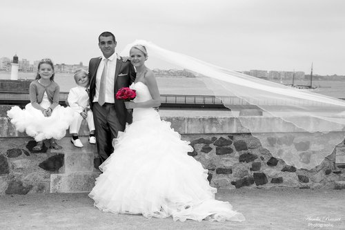 Photographe mariage - AURELIE BRUNET Photographe - photo 51
