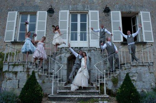 Photographe mariage - Sandra Daveau - photo 29