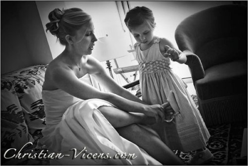 Photographe mariage - CHRISTIAN VICENS - photo 20