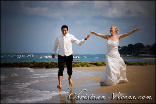 Photographe mariage - CHRISTIAN VICENS - photo 10