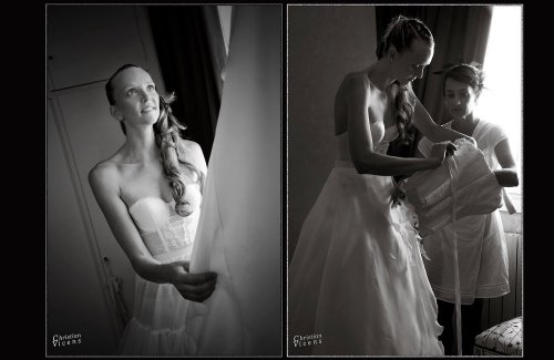 Photographe mariage - CHRISTIAN VICENS - photo 7
