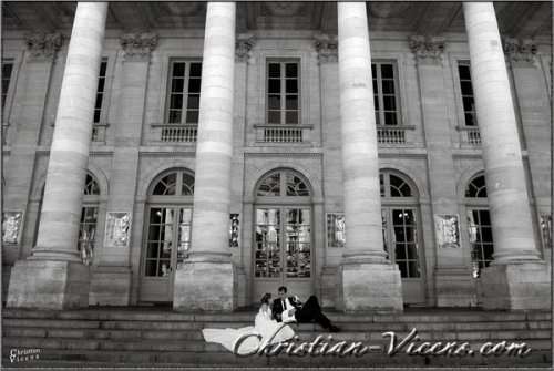 Photographe mariage - CHRISTIAN VICENS - photo 6