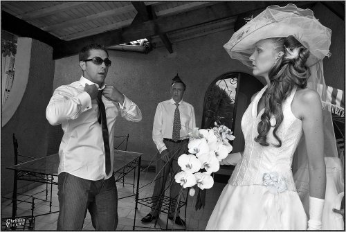 Photographe mariage - CHRISTIAN VICENS - photo 17