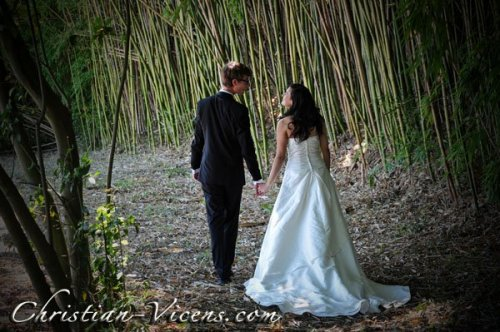 Photographe mariage - CHRISTIAN VICENS - photo 31