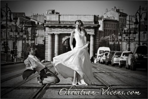 Photographe mariage - CHRISTIAN VICENS - photo 45