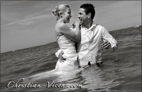 Photographe mariage - CHRISTIAN VICENS - photo 12