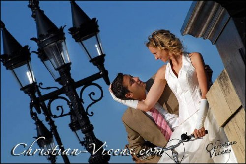 Photographe mariage - CHRISTIAN VICENS - photo 46