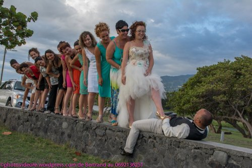 Photographe mariage - photo-video-reunion.com - photo 47