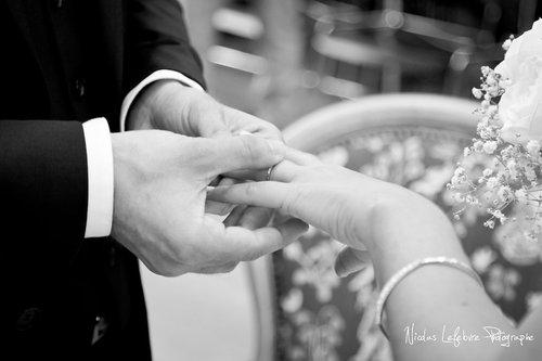 Photographe mariage - Nicolas Lefebvre Photographe - photo 6