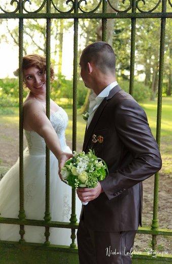 Photographe mariage - Nicolas Lefebvre Photographe - photo 12