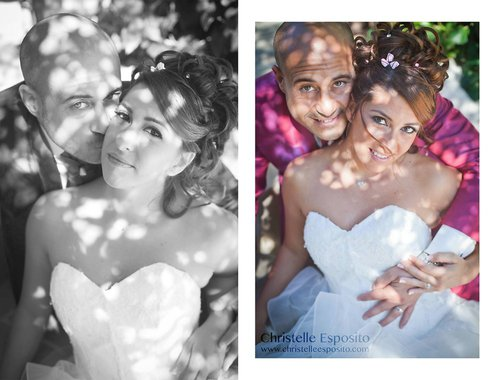 Photographe mariage - Christelle Esposito - photo 19